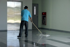 cleaning-hall