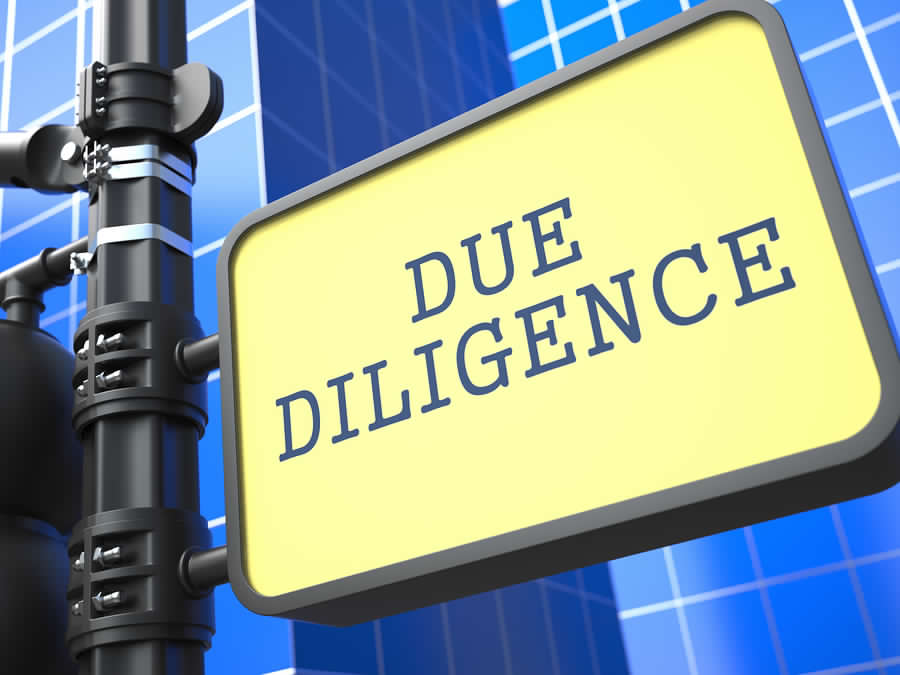 commercial due diligence contents