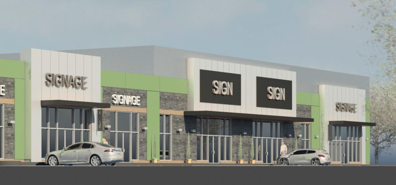 Retail rendering